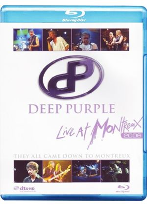 Deep Purple - They All Came Down To Montreux - Live At Montreux 2006 (Blu-Ray)