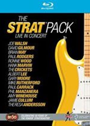 The Strat Pack - The 50th Anniversary Of The Fender Stratocaster - Live (Blu-Ray)