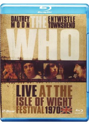 Who - Live At The Isle Of Wight Festival 1970 (Blu-Ray)