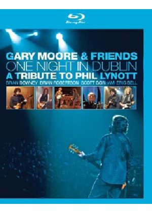 Gary Moore And Friends - One Night In Dublin - A Tribute To Phil Lynott (Blu-Ray)
