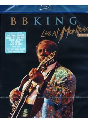 B.B. King - Live At Montreux 1993 (Blu-Ray)