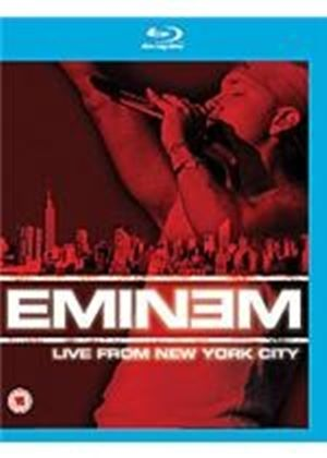 Eminem - Live From New York City (Blu-Ray)