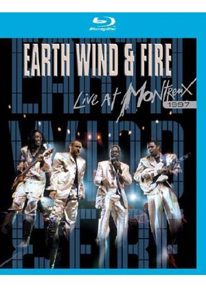 Earth, Wind And Fire - Live At Montreux 1997 (Blu-Ray)