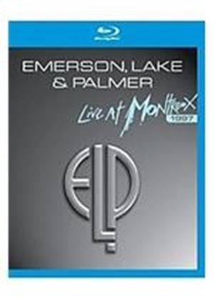 Emerson, Lake And Palmer - Live At Montreux 1997 (Blu-Ray)