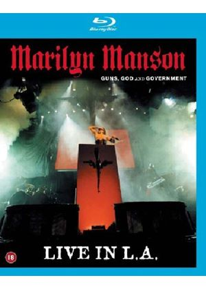 Marilyn Manson - Guns, God And Government - Live In L.a. (Blu-Ray)
