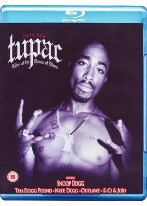 Tupac - Live At House Of Blues (Blu-Ray)