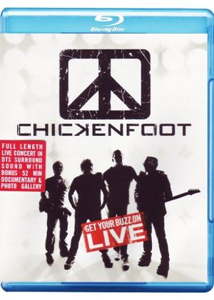 Chickenfoot - Get Your Buzz On - Live (Blu-Ray)