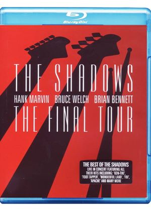 Shadows - The Final Tour (Blu-Ray)