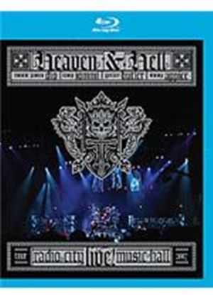 Heaven And Hell - Live From Radio City Hall (Blu-Ray)