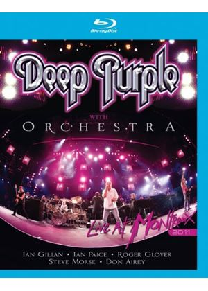 Deep Purple - Live At Montreux 2011 (Blu-Ray)