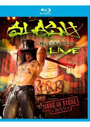 Slash - Made In Stoke (Blu-Ray)