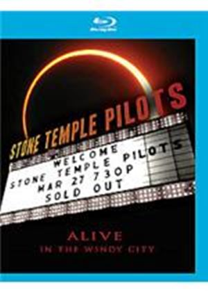 Stone Temple Pilots - Alive In The Windy City (Blu-Ray)