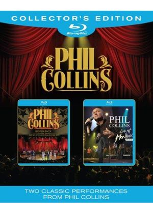 Phil Collins - Going Back/Live at Montreux 2004 (Music CD)
