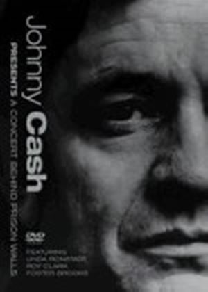 Johnny Cash - A Concert Behind Prison Walls (DVD And CD)