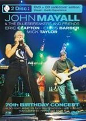 John Mayall - 70th Birthday Concert (DVD And CD)