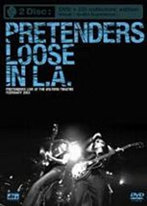 Pretenders, The - Loose In LA / Loose Screw (DVD And CD)