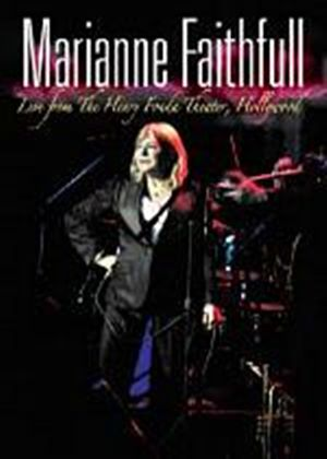 Marianne Faithfull - Live From The Henry Fonda Theater, Hollywood