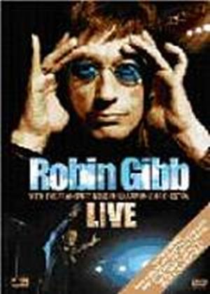 Robin Gibb And The Frankfurt Neue Philharmonic Orchestra (DVD And CD)