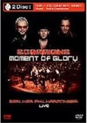 Scorpions - Moment Of Glory (+CD)