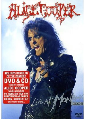 Alice Cooper - Live At Montreux 2005 (DVD And CD)