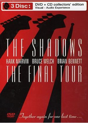 The Shadows - The Final Tour (DVD and CD)