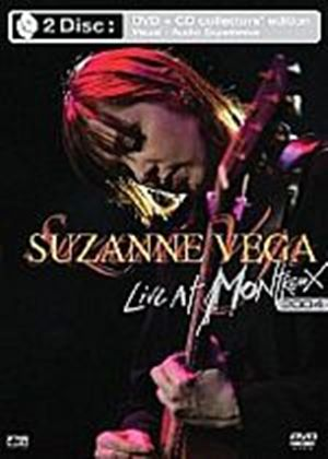 Suzanne Vega - Live At Montreux 2004 (DVD and CD Set)