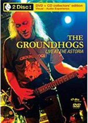 The Groundhogs: Live At The Astoria (Music DVD)
