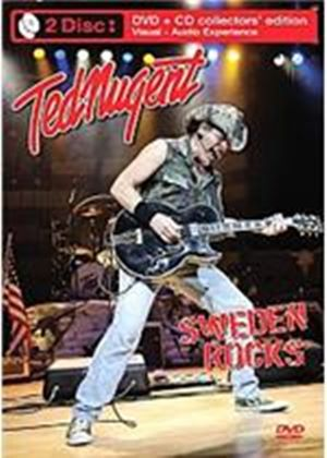 Ted Nugent: Sweden Rocks (Music DVD)
