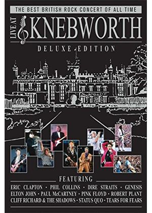 Live At Knebworth - Various Artists
