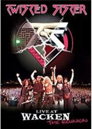 Twisted Sister - Live At Waken