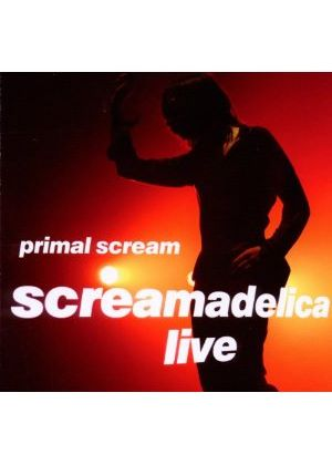 Primal Scream - Screamadelica (Live at the Olympia/+3DVD) (Music CD)
