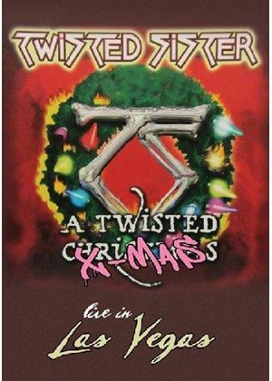 Twisted Sister - Twisted Christmas Live (Live Recording/+2DVD) (Music CD)