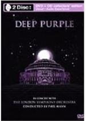 Deep Purple - In Concert With The London Symphony Orchestra (Box Set) (DVD And CD)