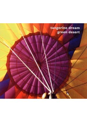 Tangerine Dream - Green Desert (Music CD)
