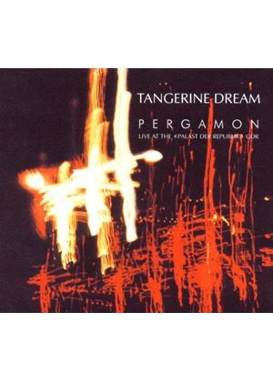 Tangerine Dream - Pergamon (Live Recording) (Music CD)