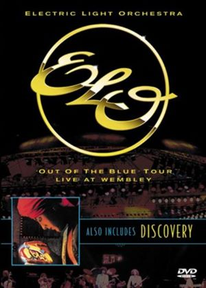 Electric Light Orchestra - Out Of The Blue Live At Wembley / Discovery