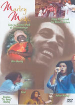 Ziggy Marley & The Melody Makers: Marley Magic - Live In Central Park At Summerstage (Music DVD)