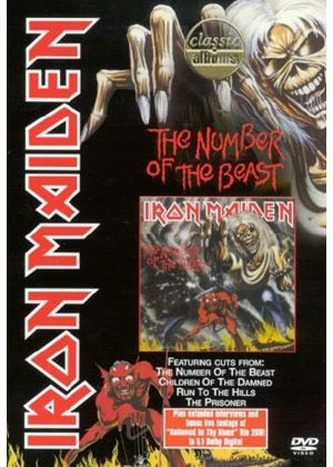 Iron Maiden - Number Of Beast