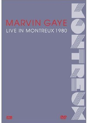 Marvin Gaye - Live In Montreux