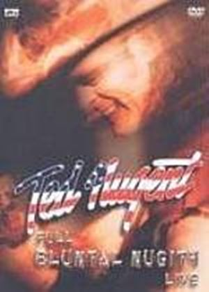 Ted Nugent: Full Bluntal Nugity Live (Music DVD)