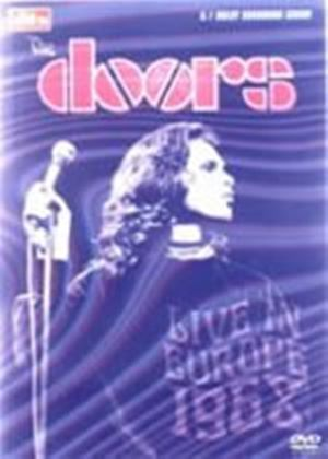 Doors, The - Live In Europe (DTS)