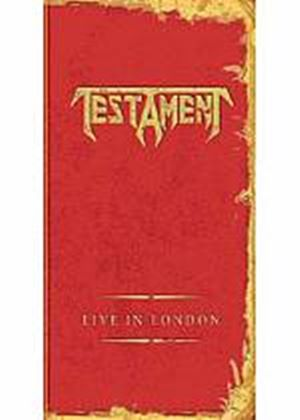 Testament - Live In London