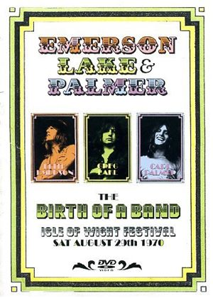 Emerson Lake And Palmer - The Birth Of A Band