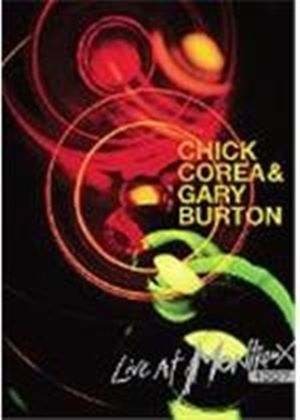 Chick Corea And Gary Burton - Live At Montreux 1997