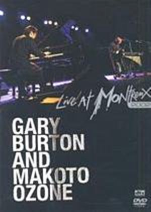Gary Burton & Makoto Ozone - Live At Montreux 2002 (Various Artists)