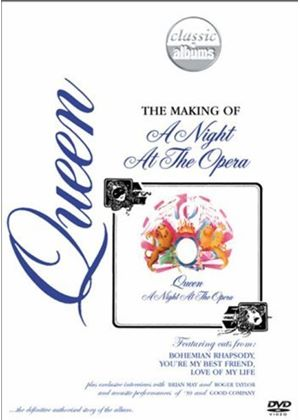 Queen - The Making Of A Night At The Opera (Special Edition)