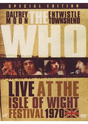 Who - Live At The Isle Of Wight Festival 1970, The