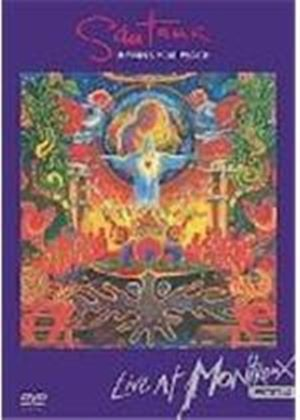 Santana - Songs For Peace - Live At Montreux 2004(2 Disc)