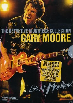 Gary Moore: Live At Montreaux - The Definitive Montreux Collection (Music DVD)