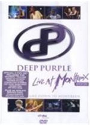 Deep Purple: They All Come Down To Montreux - Live At Montreux 2006 (Music DVD)